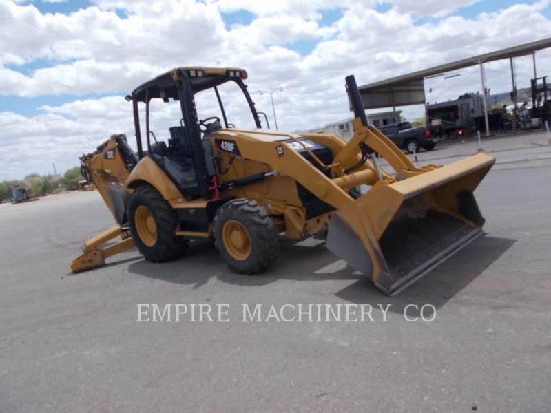 CATERPILLAR RETROEXCAVADORAS CARGADORAS 420F 4EO equipment  photo 4