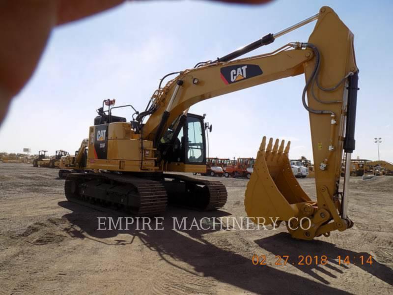 CATERPILLAR TRACK EXCAVATORS 335FL CR equipment  photo 1