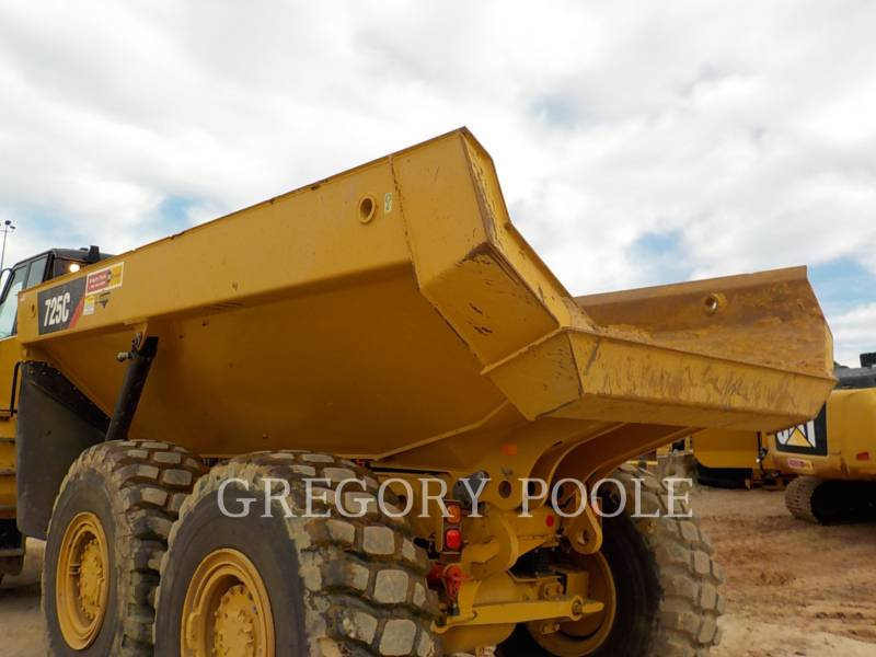 CATERPILLAR ARTICULATED TRUCKS 725C equipment  photo 8