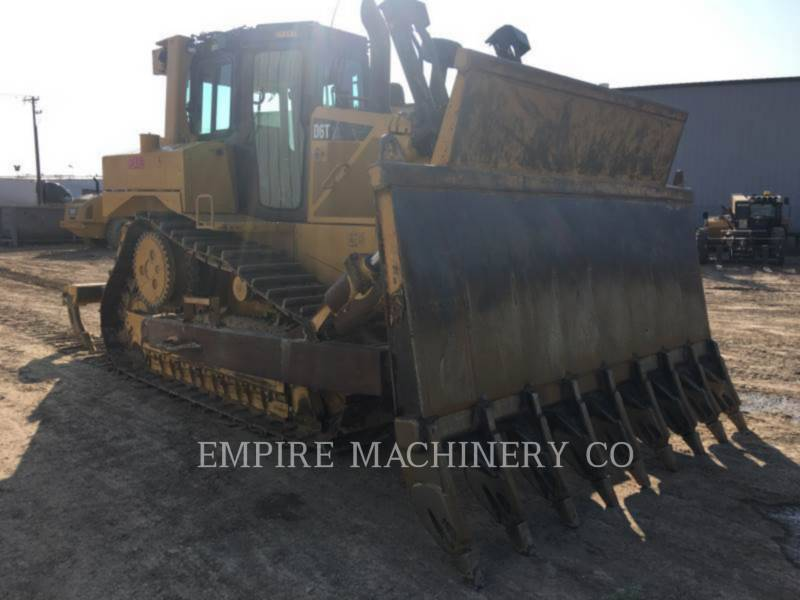 CATERPILLAR TRACTEURS SUR CHAINES D6T     ST equipment  photo 1