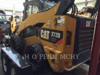CATERPILLAR スキッド・ステア・ローダ 272DXHP equipment  photo 14