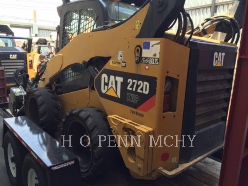 CATERPILLAR MINICARREGADEIRAS 272DXHP equipment  photo 14