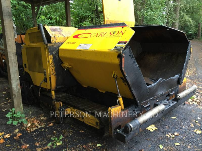 CARLSON PAVIMENTADORES DE ASFALTO CP90 equipment  photo 1