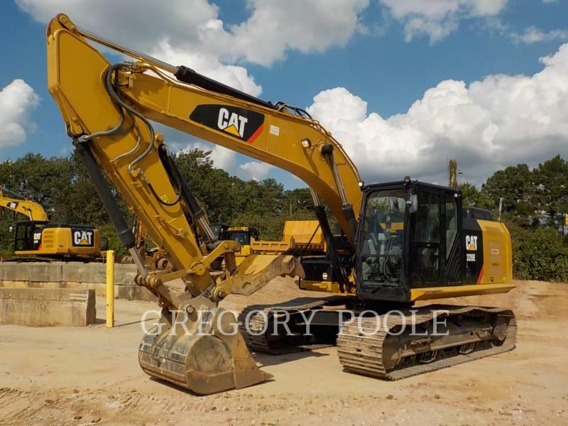 Caterpillar EXCAVATOARE PE ŞENILE 320E/HYD equipment  photo 1