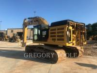 CATERPILLAR KETTEN-HYDRAULIKBAGGER 349E L equipment  photo 7
