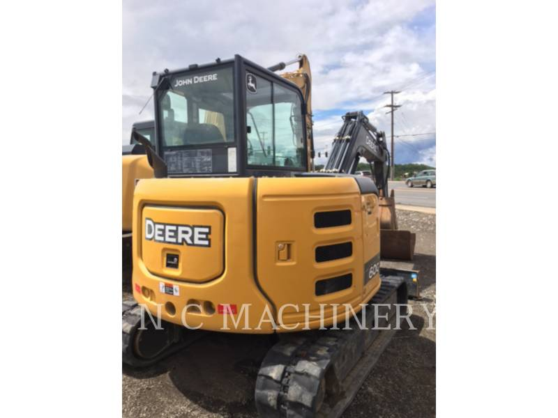 JOHN DEERE TRACK EXCAVATORS 60G equipment  photo 14