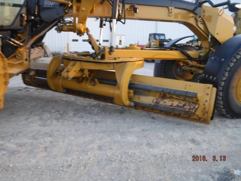 CATERPILLAR MOTONIVELADORAS 140M3AWD equipment  photo 9