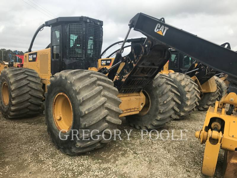 CATERPILLAR LEŚNICTWO - SKIDERY 545D equipment  photo 5