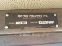 TIGERCAT FORESTRY - SKIDDER 630D equipment  photo 5