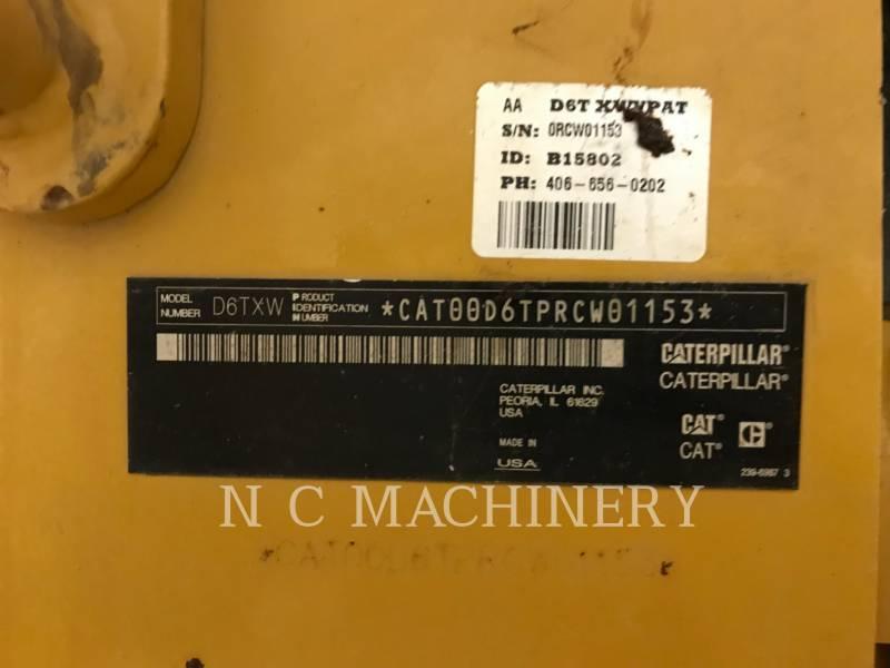 CATERPILLAR TRACK TYPE TRACTORS D6TXWVP equipment  photo 2