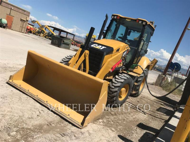 Caterpillar BULDOEXCAVATOARE 420F2 E equipment  photo 2