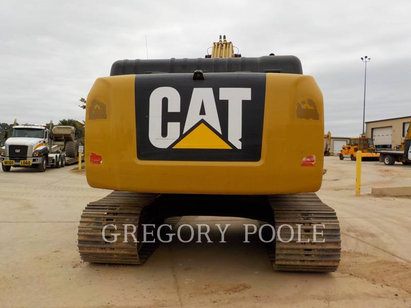 CATERPILLAR TRACK EXCAVATORS 329E L equipment  photo 13