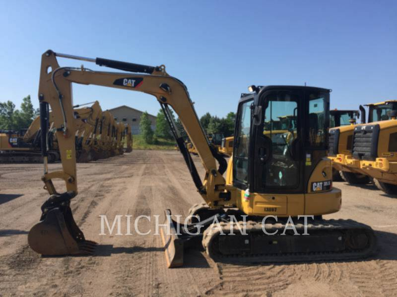 CATERPILLAR TRACK EXCAVATORS 305.5ECR AQ equipment  photo 5