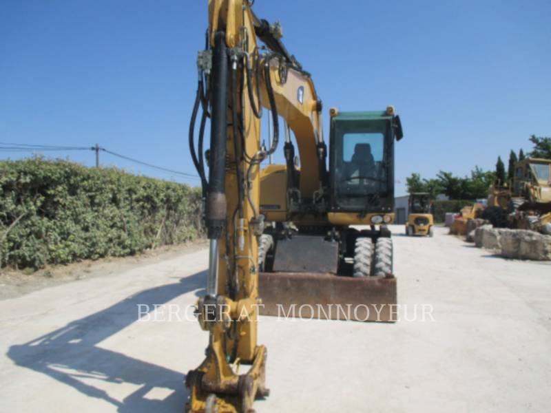 CATERPILLAR ホイール油圧ショベル M313D equipment  photo 12