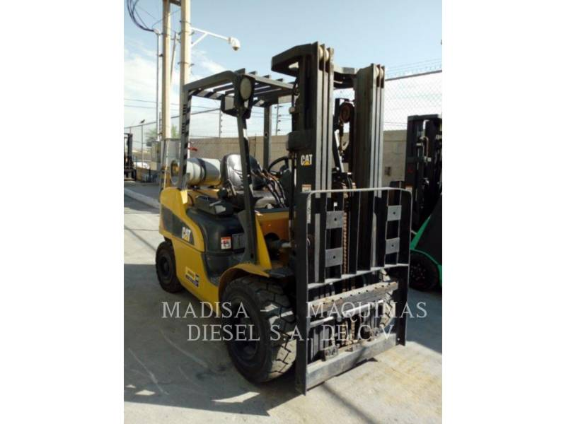 CATERPILLAR LIFT TRUCKS MONTACARGAS 2P6000-GLE equipment  photo 3