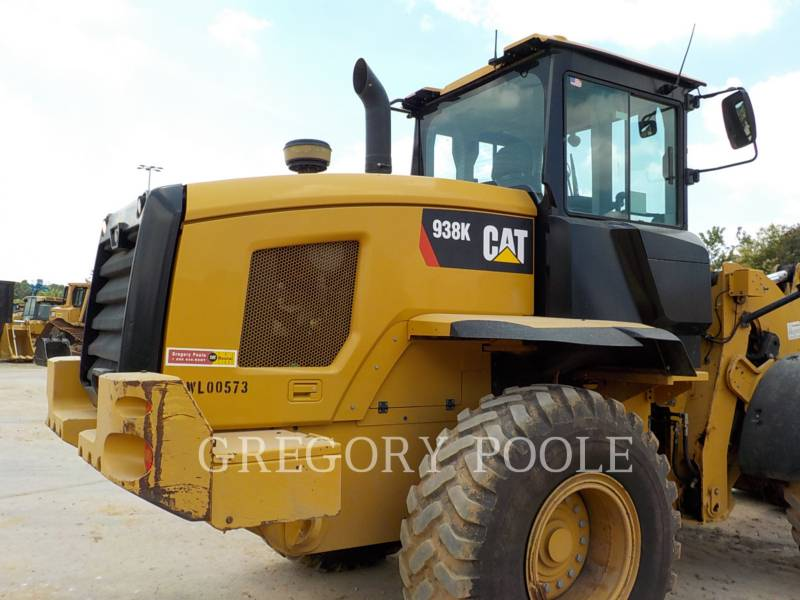 CATERPILLAR WHEEL LOADERS/INTEGRATED TOOLCARRIERS 938K equipment  photo 10