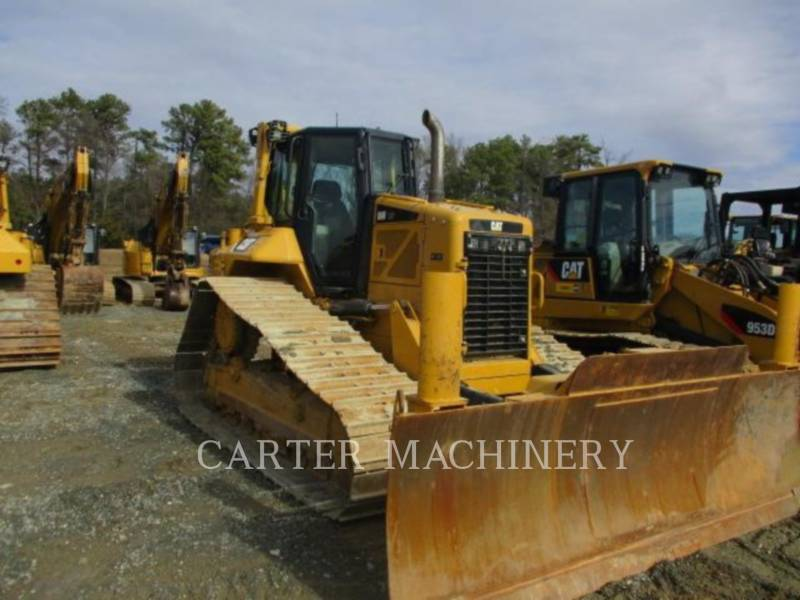 CATERPILLAR TRACK TYPE TRACTORS D6NLGP ARO equipment  photo 1