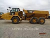 CATERPILLAR ARTICULATED TRUCKS 730C equipment  photo 7