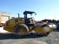 Equipment photo CATERPILLAR CS54B VIBRATORY TANDEM ROLLERS 1