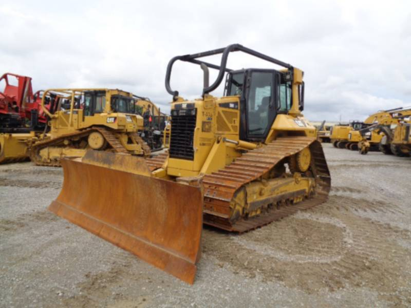 CATERPILLAR KETTENDOZER D6NLGP equipment  photo 8