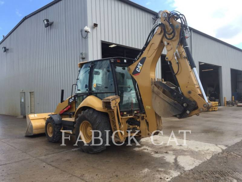 CATERPILLAR BACKHOE LOADERS 430F HT equipment  photo 2