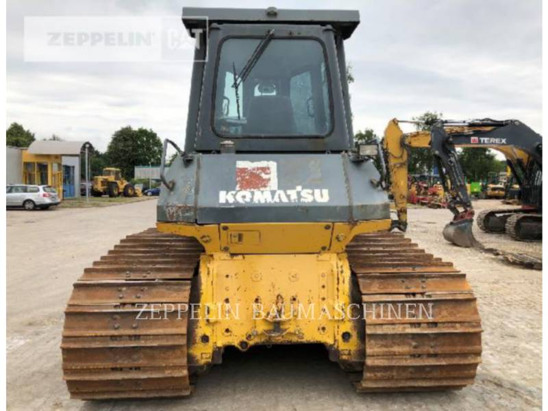 KOMATSU LTD. TRACK TYPE TRACTORS D61PX-12 equipment  photo 3