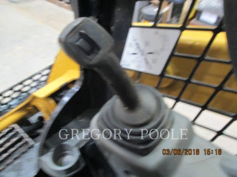 CATERPILLAR CARGADORES MULTITERRENO 257D equipment  photo 19