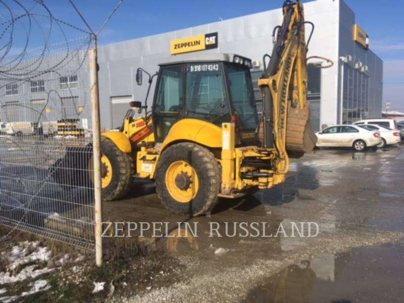 NEW HOLLAND LTD. CHARGEUSES-PELLETEUSES B115B equipment  photo 5