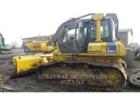 Equipment photo KOMATSU D61P X15 農業用トラクタ 1