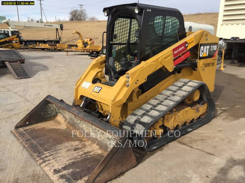 CATERPILLAR MINICARREGADEIRAS 279DSTD2CA equipment  photo 1