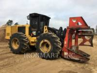 Equipment photo CATERPILLAR 563C EXPLOITATION FORESTIÈRE - ABATTEUSES-GROUPEUSES - SUR PNEUS 1