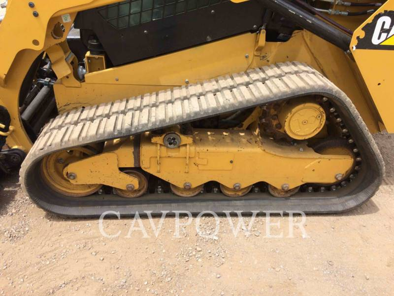 CATERPILLAR CHARGEURS TOUT TERRAIN 259D equipment  photo 17