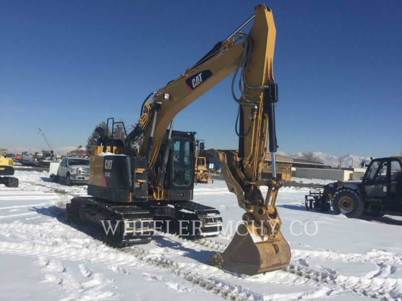 CATERPILLAR TRACK EXCAVATORS 314E LTHCG equipment  photo 1