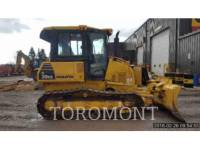 KOMATSU LTD. TRACTEURS SUR CHAINES D39PX-22 equipment  photo 4