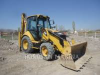 Equipment photo CATERPILLAR 428F バックホーローダ 1