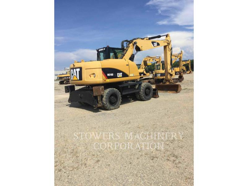 Caterpillar EXCAVATOARE PE ŞENILE M316 equipment  photo 3