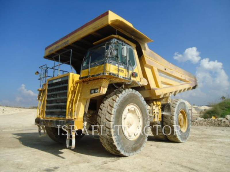 KOMATSU MINING OFF HIGHWAY TRUCK HD785-5 equipment  photo 13
