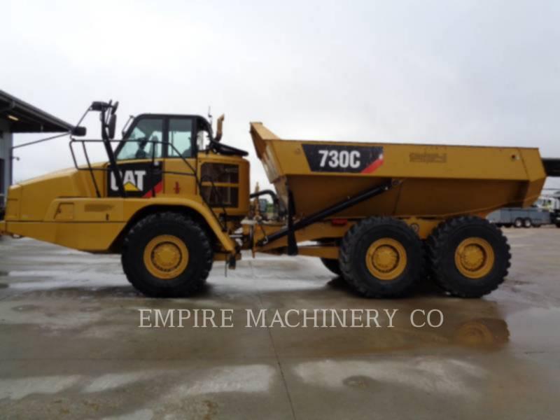 CATERPILLAR ダンプ・トラック 730C equipment  photo 2