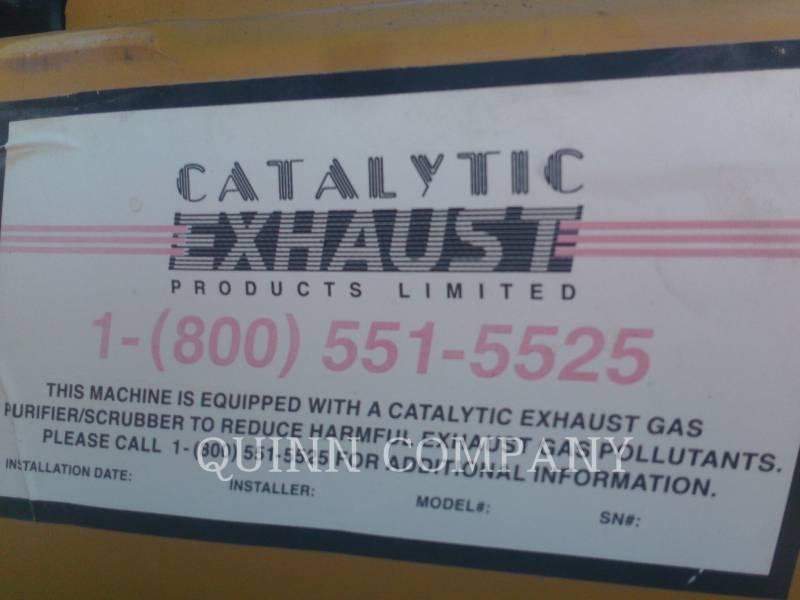 CATERPILLAR バックホーローダ 420E equipment  photo 5