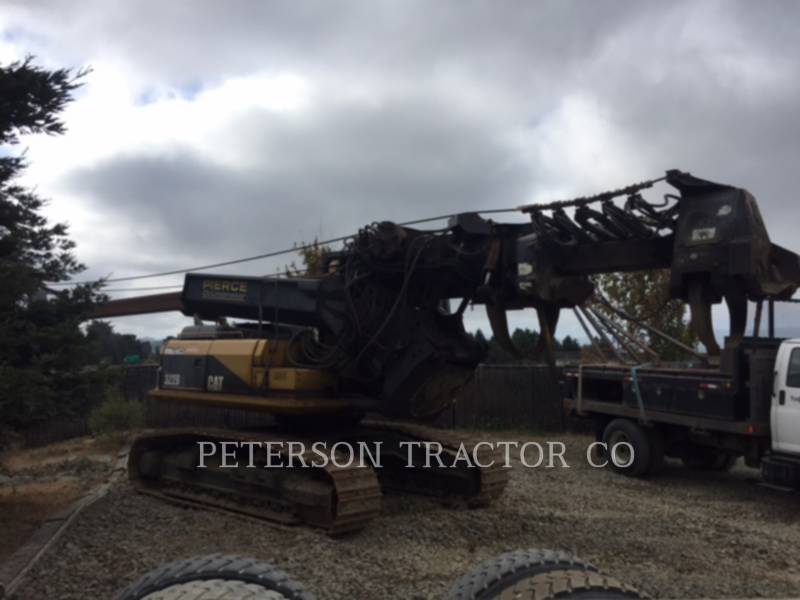 CATERPILLAR TRACK EXCAVATORS 322BL equipment  photo 2
