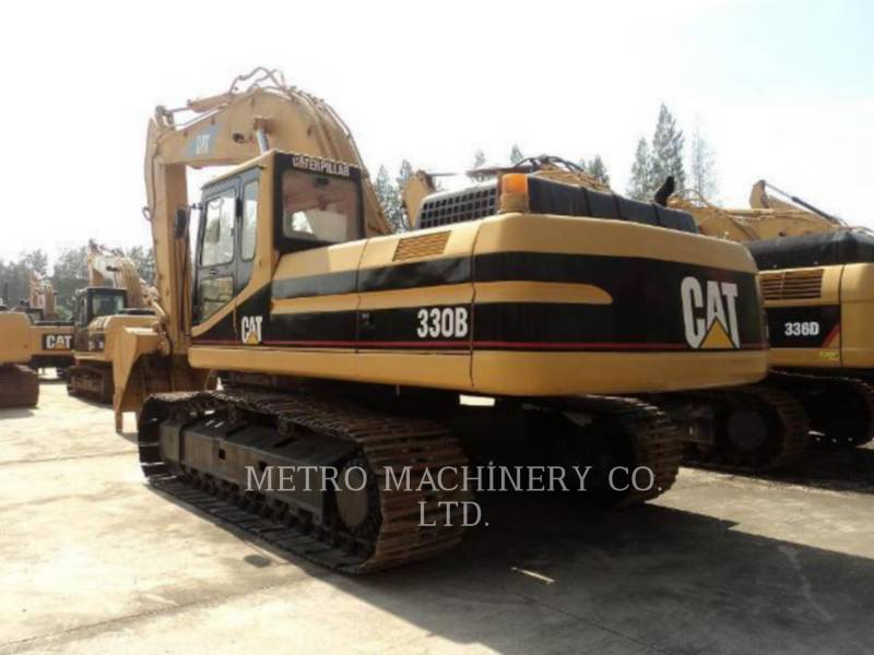 CATERPILLAR EXCAVADORAS DE CADENAS 330B equipment  photo 7