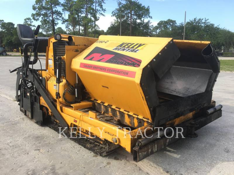 MAULDIN PAVIMENTADORES DE ASFALTO 1750 - C equipment  photo 1