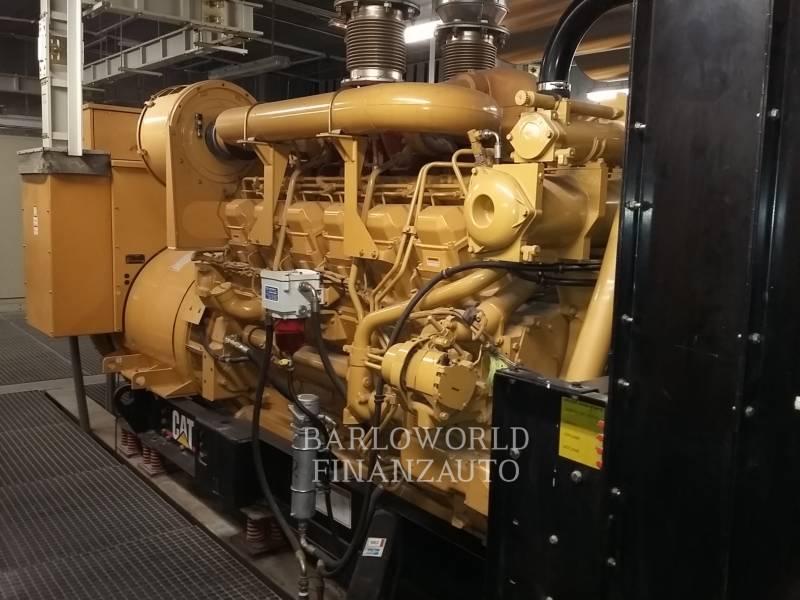 CATERPILLAR POWER MODULES (OBS) 3512 equipment  photo 1