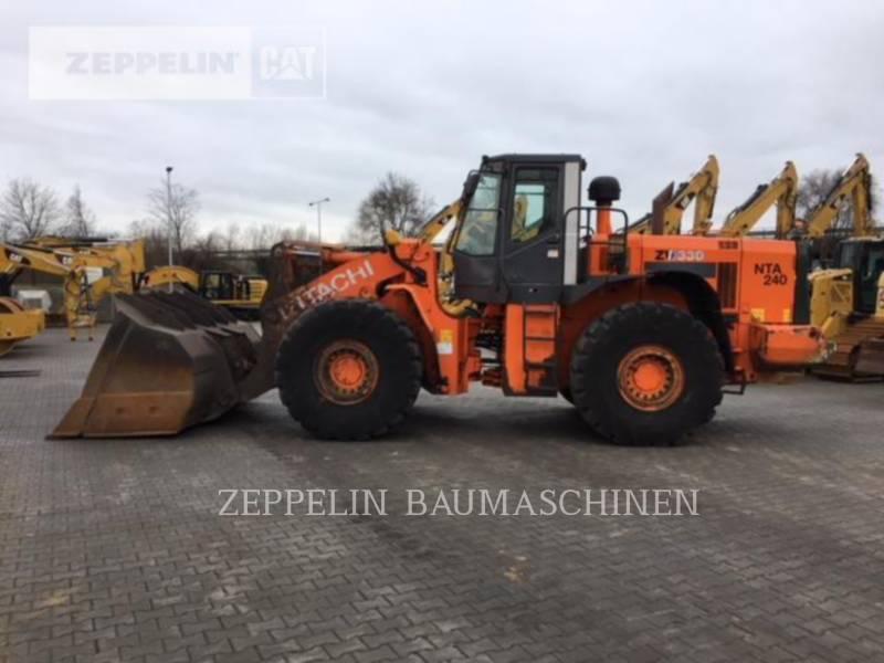 HITACHI ŁADOWARKI KOŁOWE/ZINTEGROWANE NOŚNIKI NARZĘDZI ZW330 equipment  photo 5