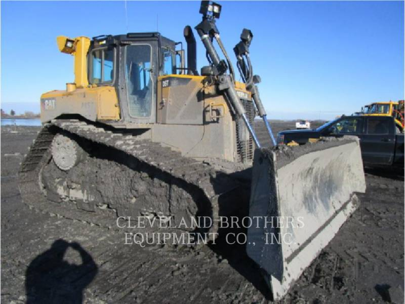CATERPILLAR TRACK TYPE TRACTORS D6TLGPVP equipment  photo 2