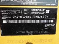CATERPILLAR トラック油圧ショベル 320DGC equipment  photo 2