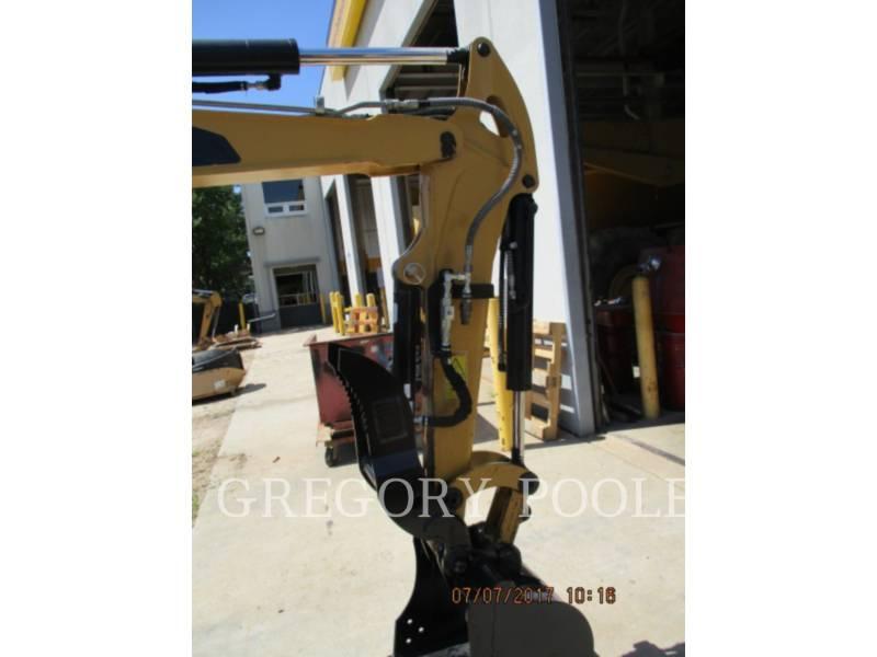 CATERPILLAR TRACK EXCAVATORS 304E CR equipment  photo 13