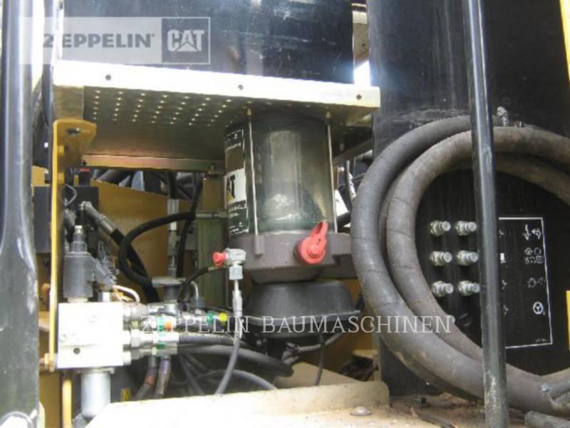 CATERPILLAR ホイール油圧ショベル M322D equipment  photo 20