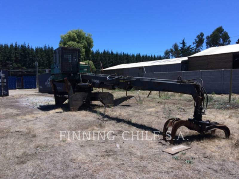TIMBERJACK INC. CRANES 330B equipment  photo 8