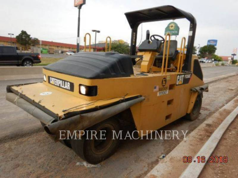 CATERPILLAR COMPATTATORI GOMMATI PNEUMATICI PS-360C equipment  photo 4